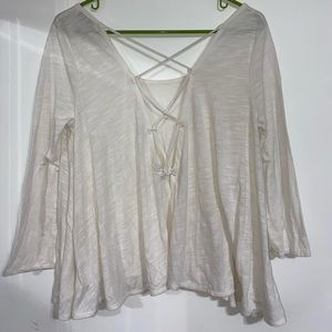 Elegant, Soft 3/4 Sleeve